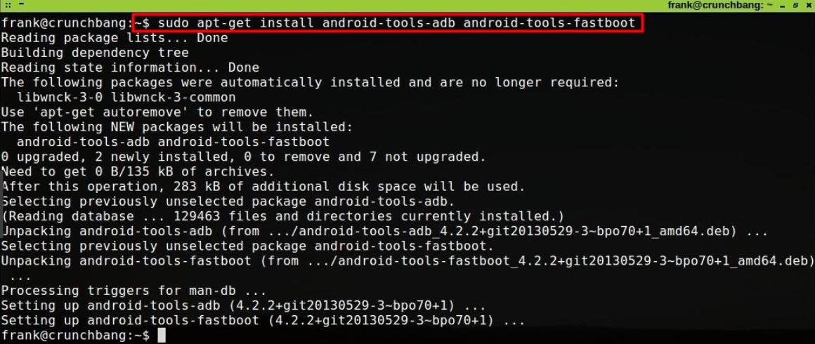Проверка разблокировки загрузчика Xiaomi через Linux
