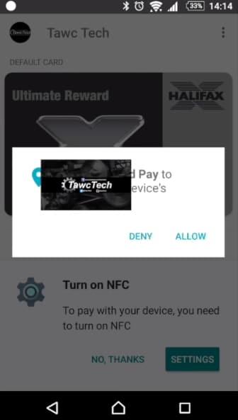 Добавить банковскую карту для оплаты на Xiaomi