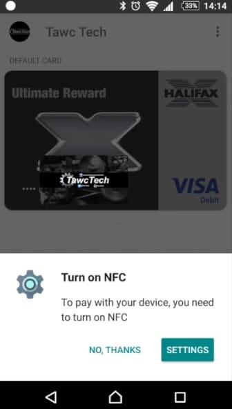 Чип бесконтактной оплаты Сяоми