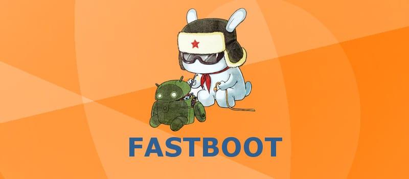 выйти из режима FastBoot на Xiaomi