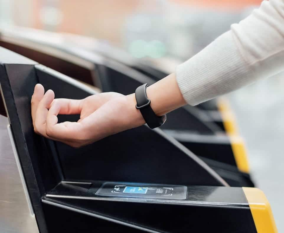 Сяоми выпустила браслет Xiaomi Hey Band Xiaomi Black