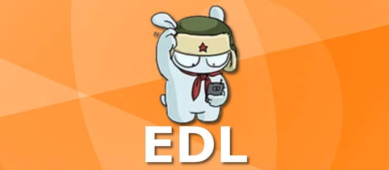 Как перевести Xiaomi в режим EDL