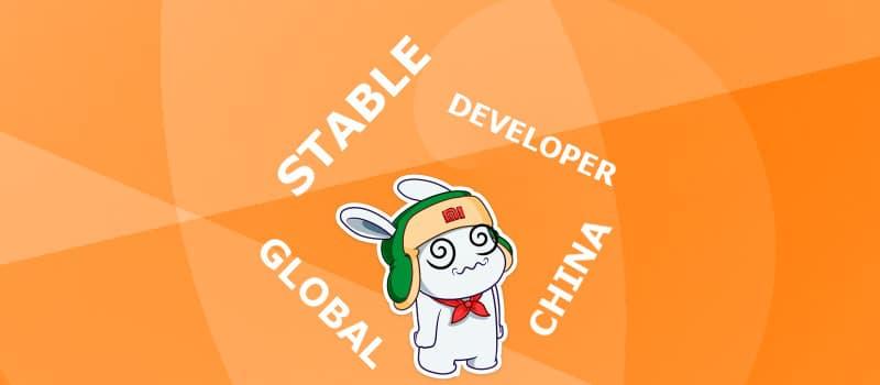 отличить глобальную прошивку Xiaomi