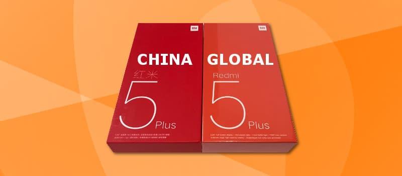 Как отличить глобальную версию Xiaomi от китайской