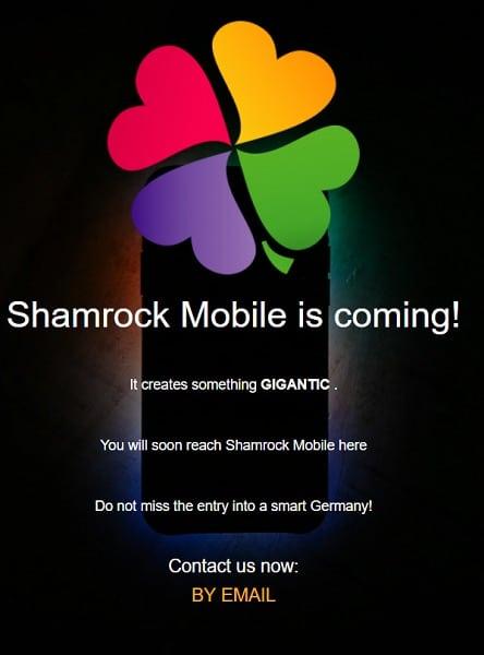 суббренд shamrock mobile