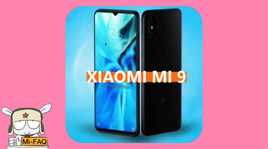 Xiaomi Mi 9 фото