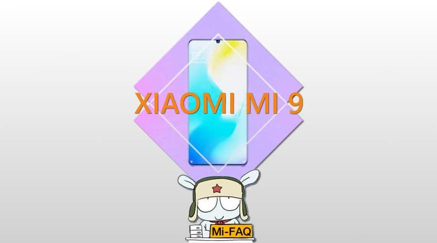 Фото и характеристики Xiaomi Mi 9