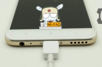 Замена разъема зарядки Xiaomi Mi A1