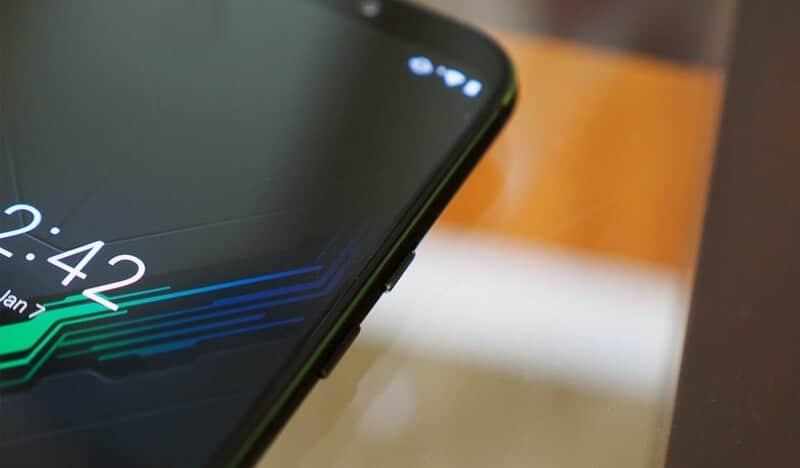 Xiaomi Black Shark 2 динамик