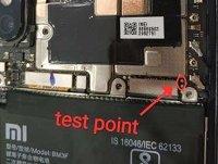 Xiaomi Mi 8 EE TestPoint