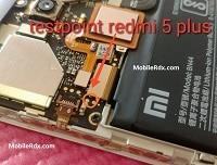 Redmi 5 Plus TestPoint