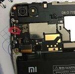Redmi Note 5A TestPoint