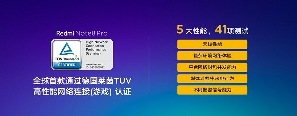 Redmi Note 8 Pro связь в экстремальных условиях