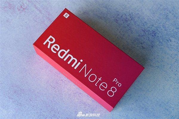 Коробка Redmi Note 8
