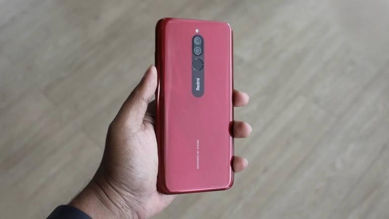 Redmi 8 задние камеры