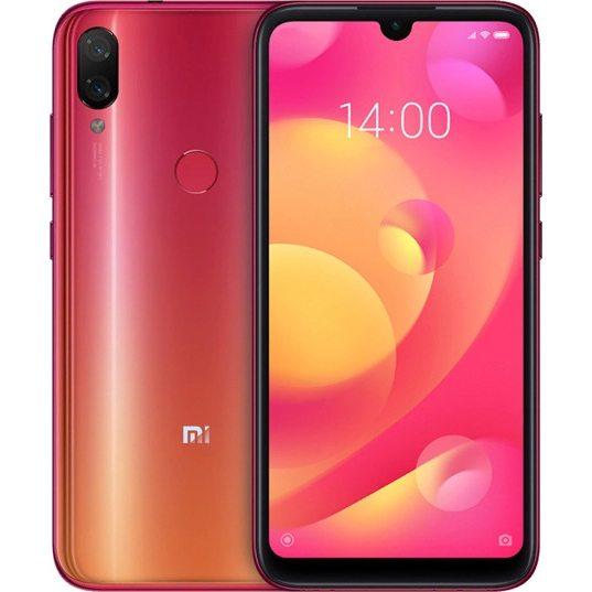 Xiaomi Mi Play цена