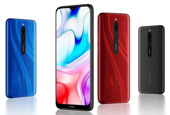 Xiaomi Redmi 8 характеристики
