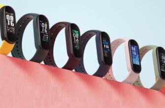 Фитнес-браслеты Xiaomi: список всех моделей
