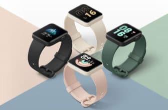 Смарт-часы Xiaomi все модели