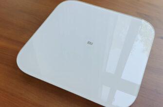 Напольные весы Xiaomi список всех моделей